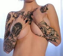 tattooed xxx cam girls